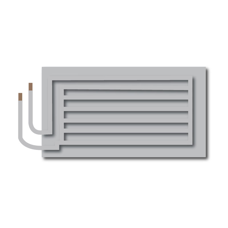 Fridge Evaporator