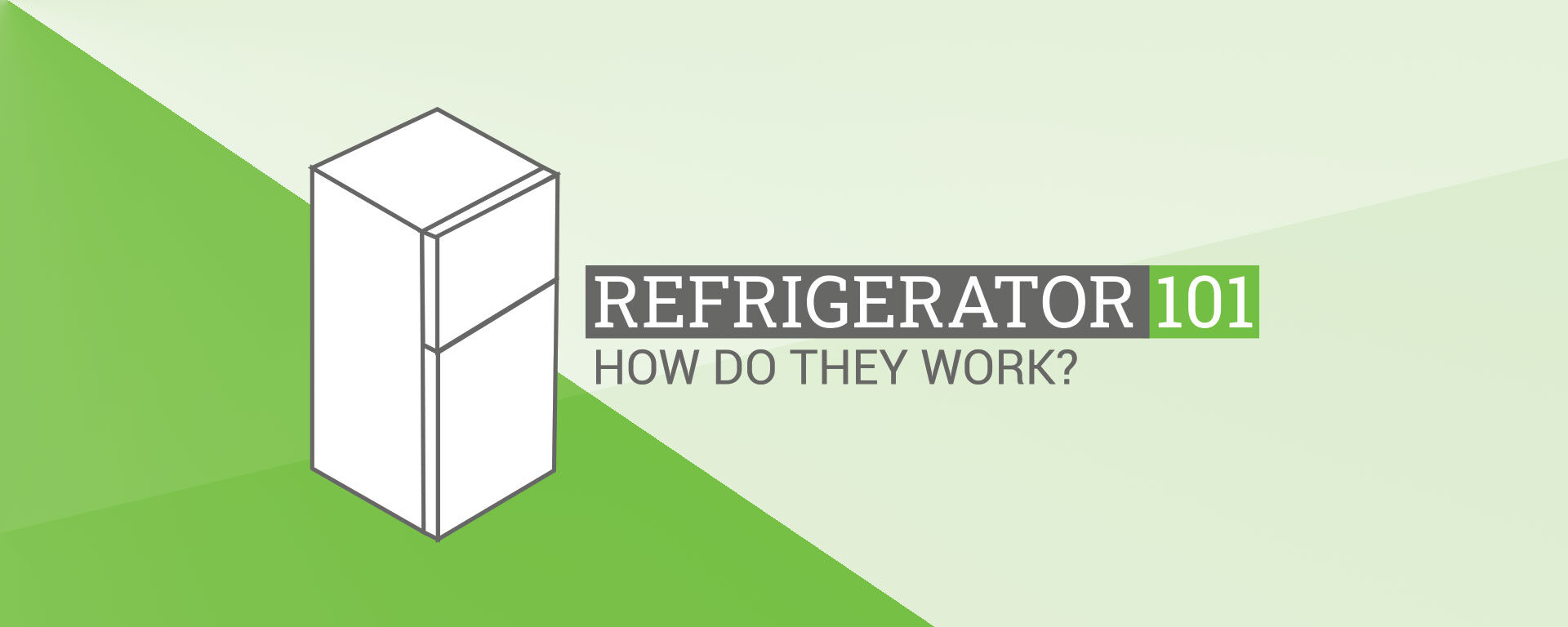 How does a refrigerator work?