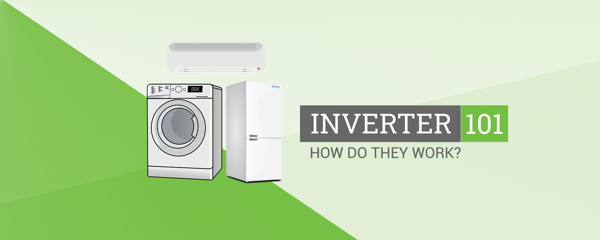 inverter technology in appliances