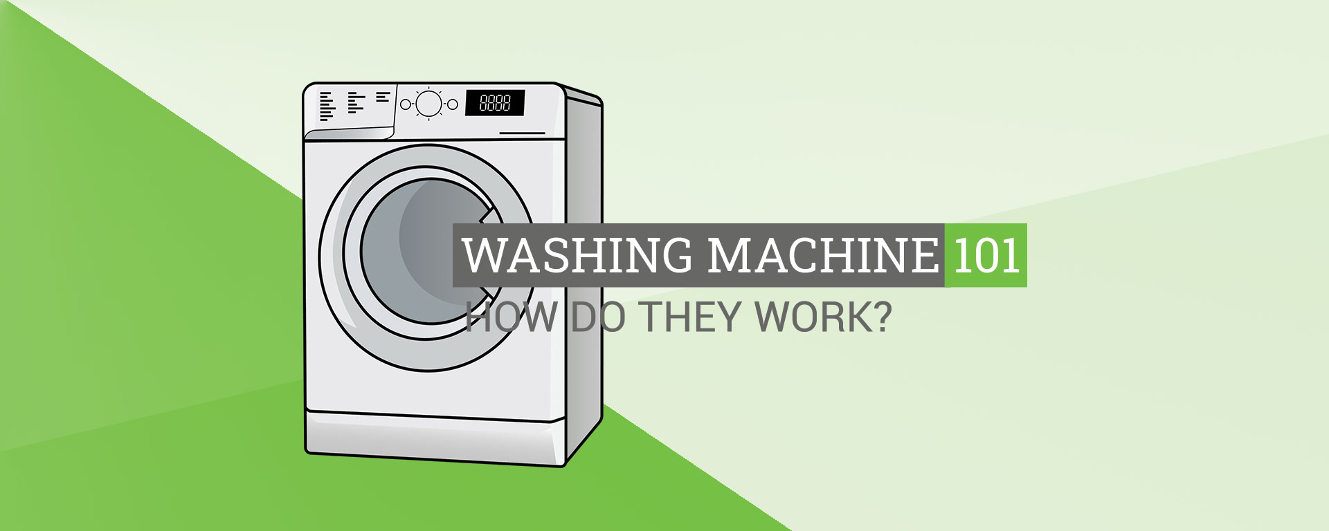How Washing Machines Work