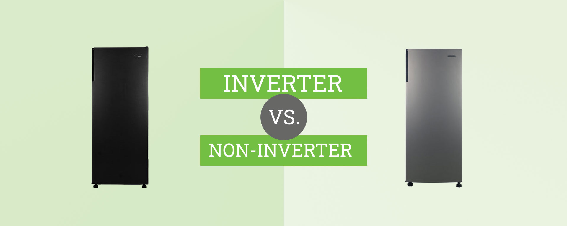 Inverter vs. Non-inverter Refrigerator