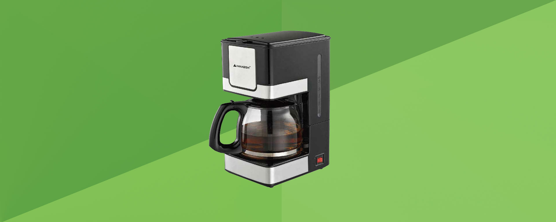 Hanabishi HCM 15XB Coffee Maker Review
