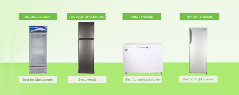best refrigerators for home business in the philippines