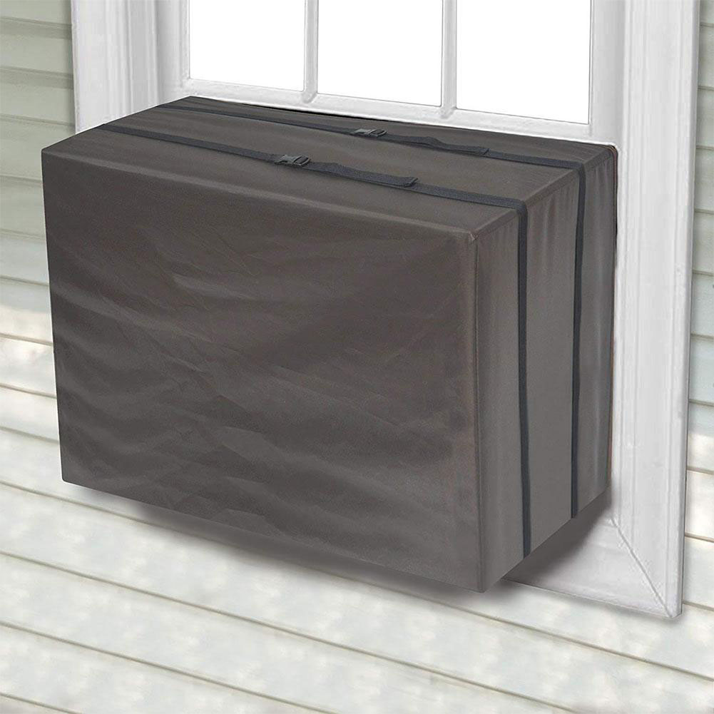 Window type air conditioner cover
