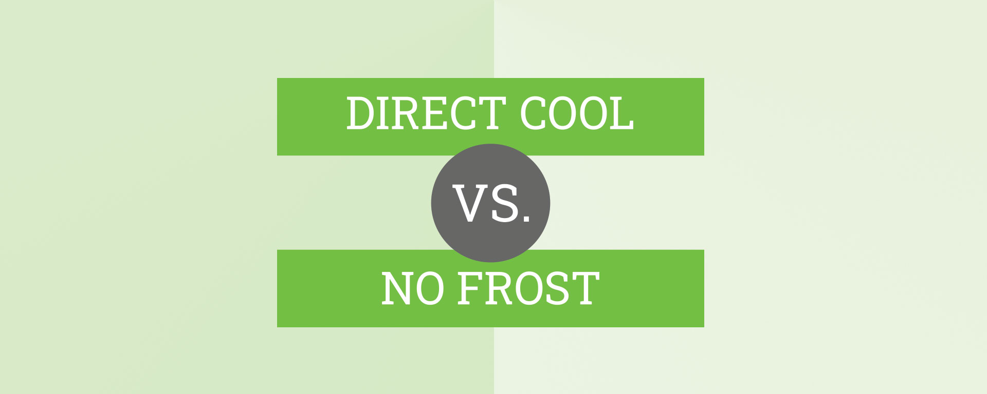direct cool vs. no frost